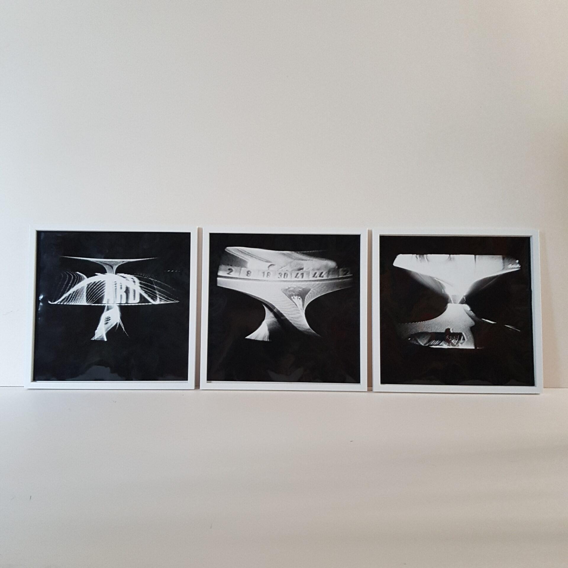 3 photos Vostell Arles